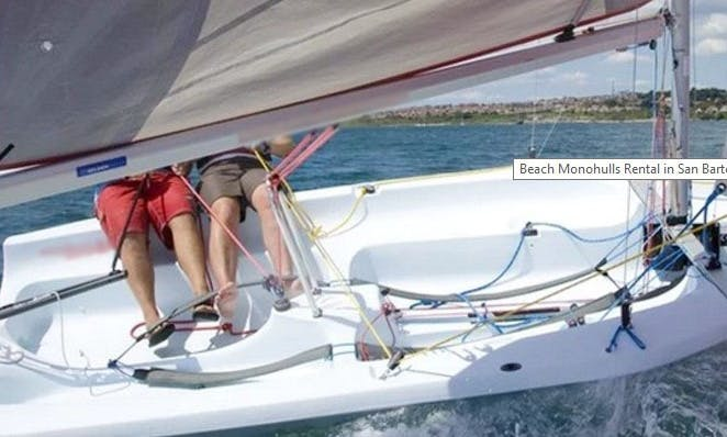 Discover the Joy of Sailing in Liguria, Italy on a Beach Monohulls