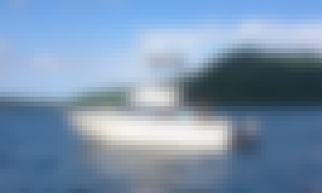 Get Hooked! Go Fishing in Vava'u, Tonga on Noe Moe Sport Fisherman