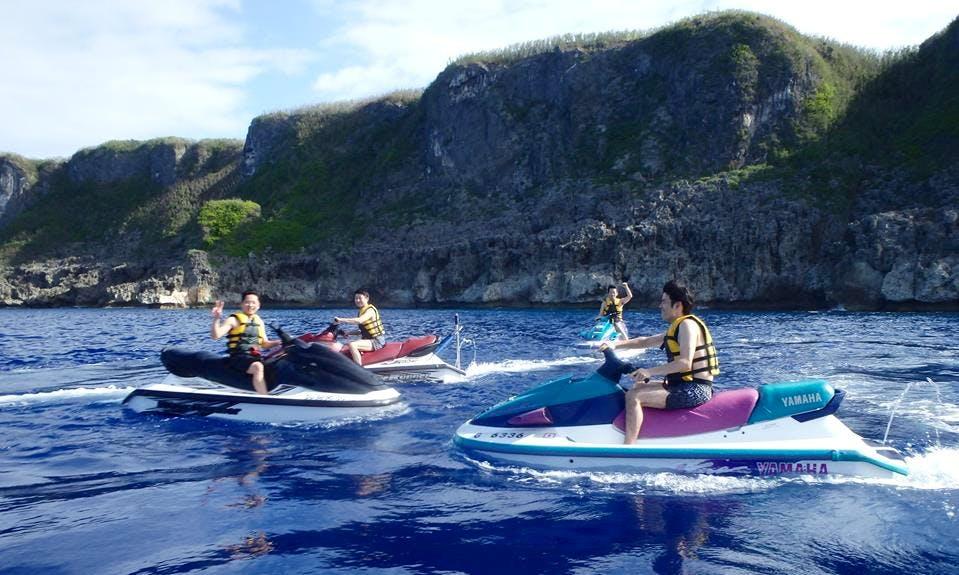 Rent a Jet Ski in Hagåtña, Guam