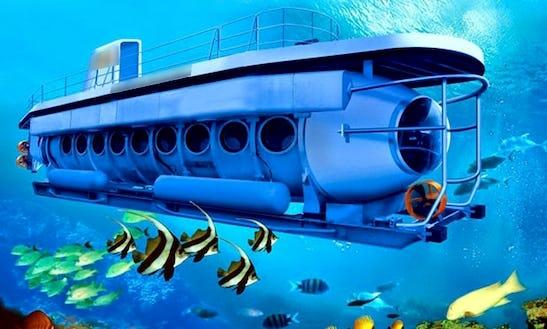 Submarine Tours  In Bali