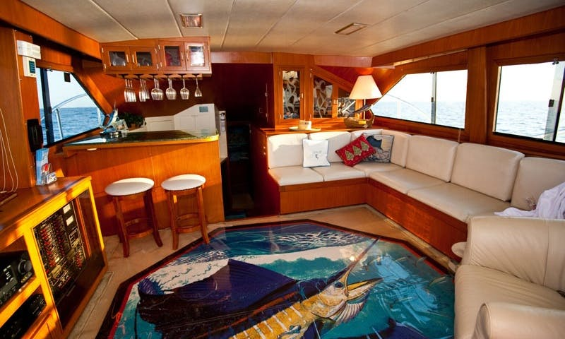 Tom Fexas Sport Fish Yacht Charter in Riviera Beach