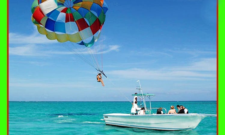 Come parasail with us in Kuta Selatan