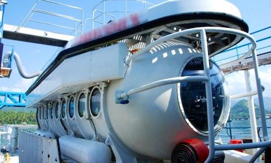 Submarine Rental In Indonesia
