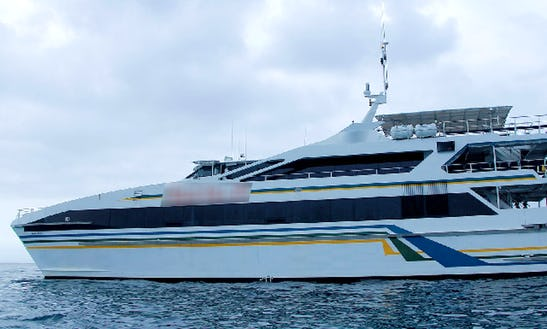 Lembongan Fast Boat And Cruise In Bali Indonesia