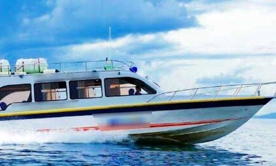 Gili Island & Lombok Fast Boat Transfer (indonesia)