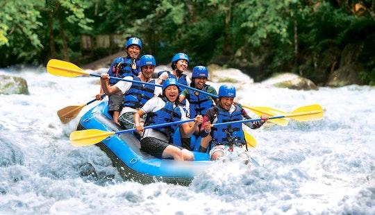 Spirit Rafting Trips In Bali