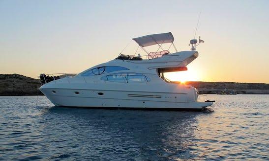 Charter Azimut Motor Yacht In Ayia Napa, Cyprus