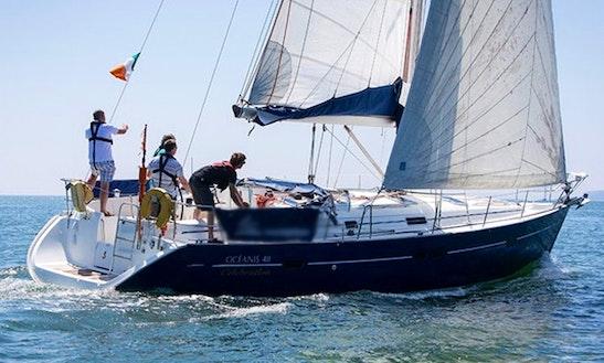 Beneteau 411 Cruising Monohull Charters In Kinsale, Ireland