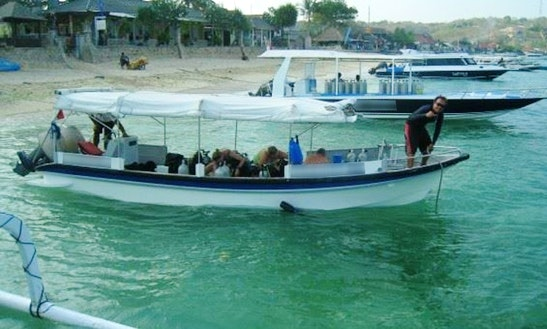 Fiberglass Boat In Bali