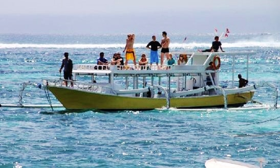 Jukung Dive Boat In Bali
