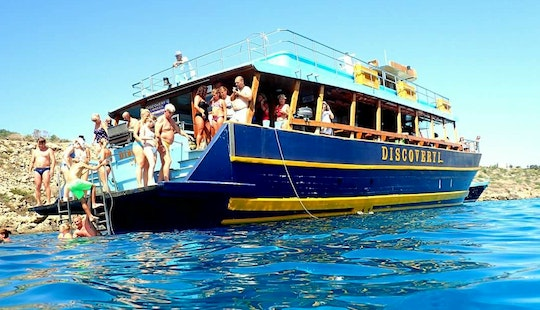 Enjoy Cruising In Ayia Napa, Cyprus