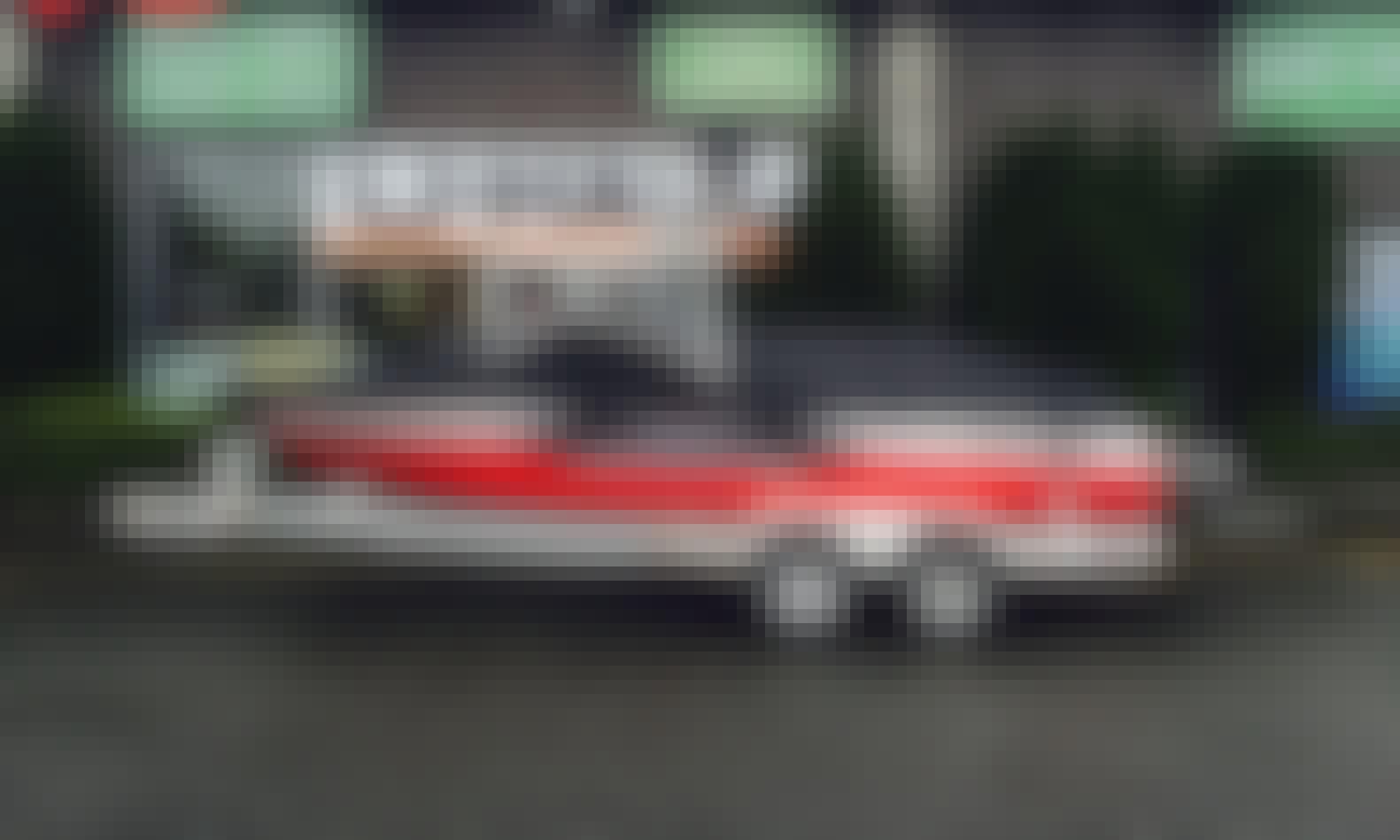21' Bowrider Rental in Bow, Washington