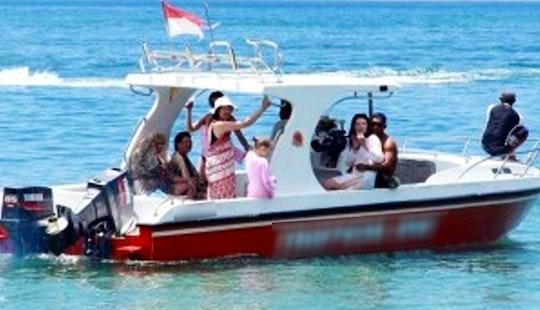 Coral Boat Fishing Charter In Kuta Selatan