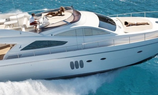 Charter Power Mega Yacht With An Experienced Captain In Santa Margherita Ligure, Italy