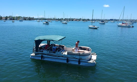Pontoon For Rent In Miami
