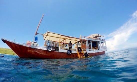 Boat Trips In Labuan Bajo