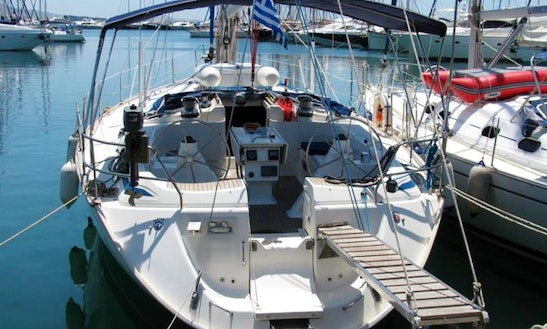 Bavaria 50 Exclusive Cruising Monohull Rental & Charter In Magnisia, Greece