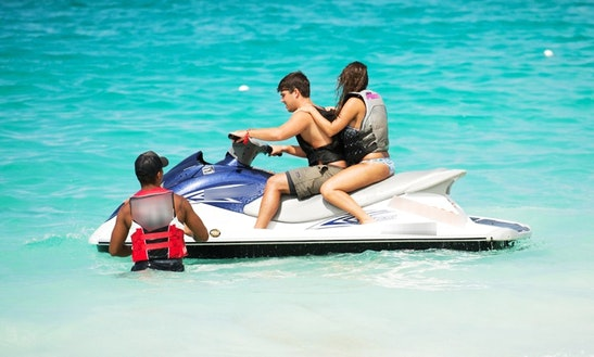 Jet Ski Rides On Orient Bay