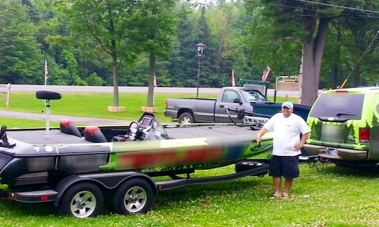 Fishing And Pleasure Trips In Waddington, New York