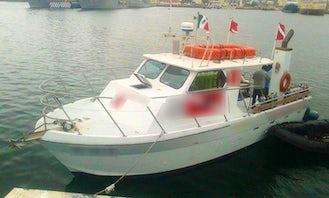 Passenger Boat Charter in Ensenada, Mexico