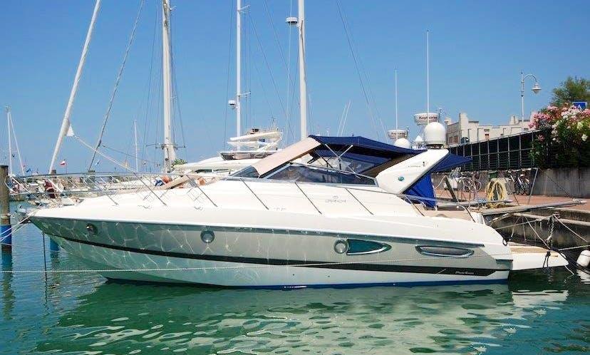 Charter a Cranchi Zaffiro 36 Motor Yacht in Malta