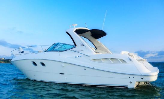 Charter 26' Sea Ray 330 S Motor Yacht In Muang Pattaya, Thailand