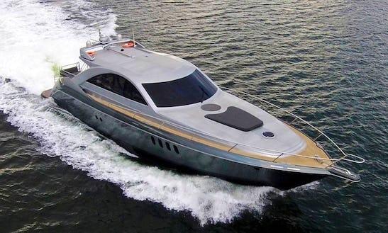 Charter 77ft