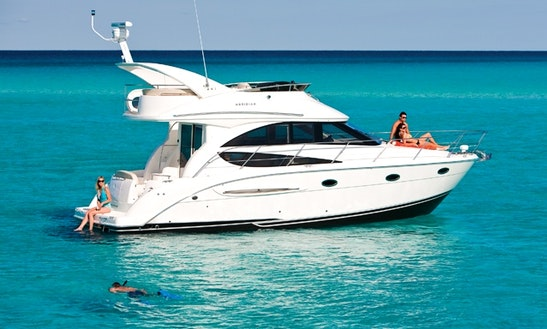Enjoy A Night Or Ride  On 37 Power Yacht In Hallandale Beach, Florida