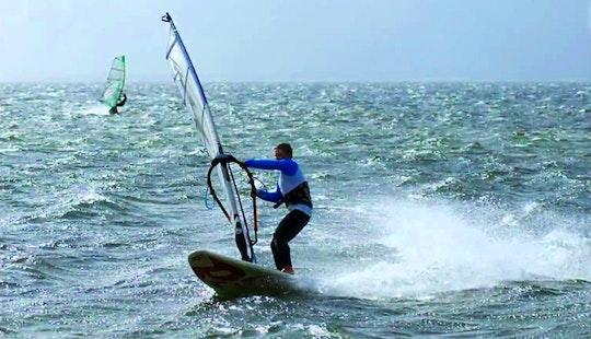 Enjoy Windsurfing In Wilkasy, Poland