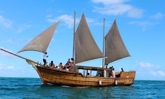 Charter A Schooner In Trou D'eau Douce, Mauritius