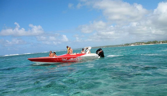 Experience The Beauty Of Flic En Flac, Mauritius On A Boat Tour