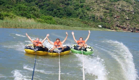 Enjoy Tube Rides In Vereeniging, South Africa