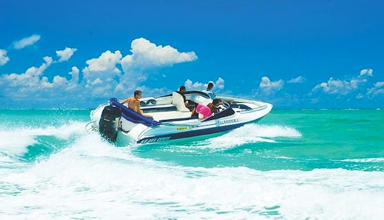 Experience A Bowrider Ride In Trou D'eau Douce, Mauritius For Up To 6 Friends