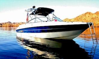 Bayliner Sundeck 15 passenger Deck Boat! Lake, Castaic, Laughlin, Lake Havasu, Shasta, Big Bear!