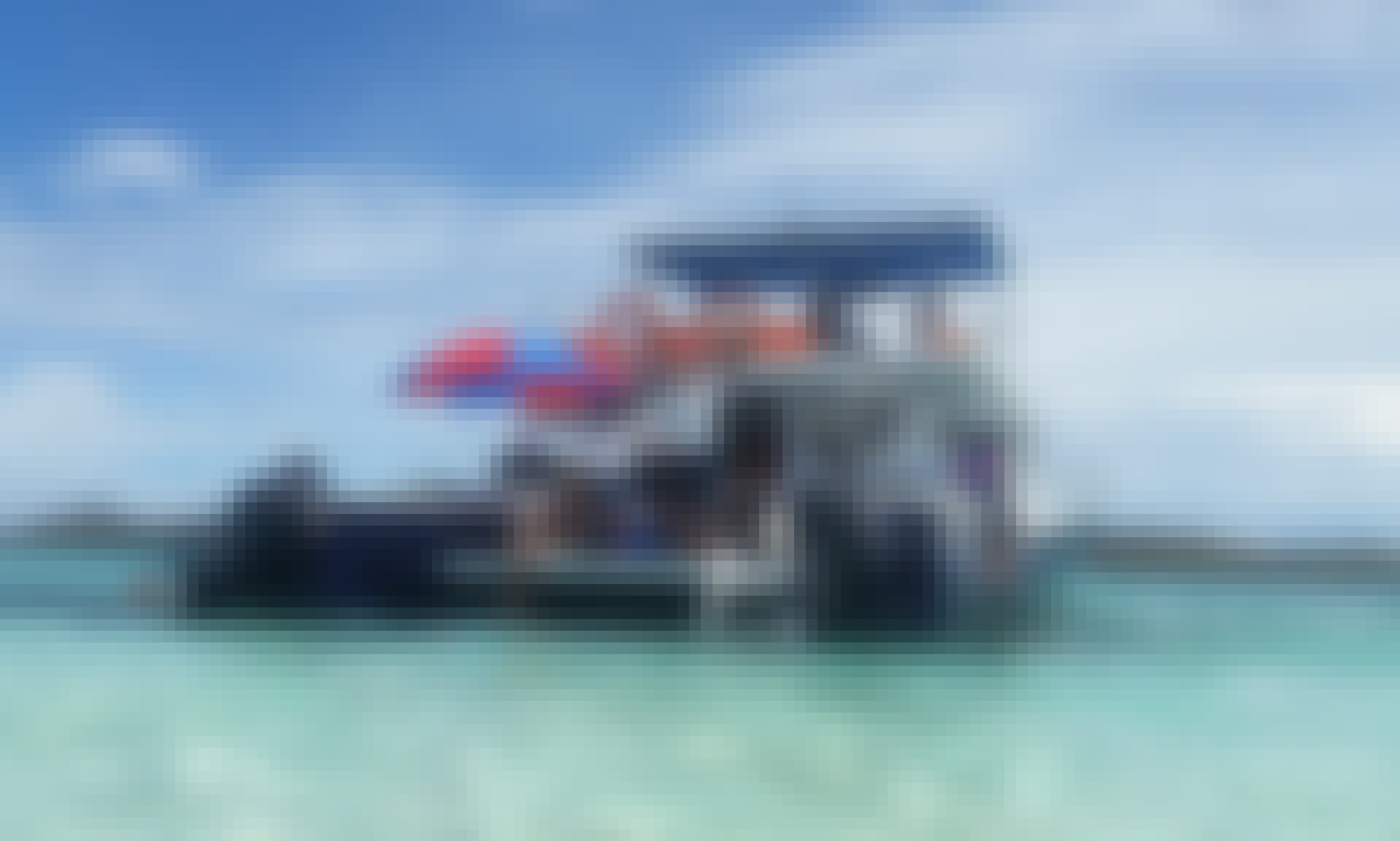 Rent 44' Cruising Catamaran in Denarau Island, Fiji