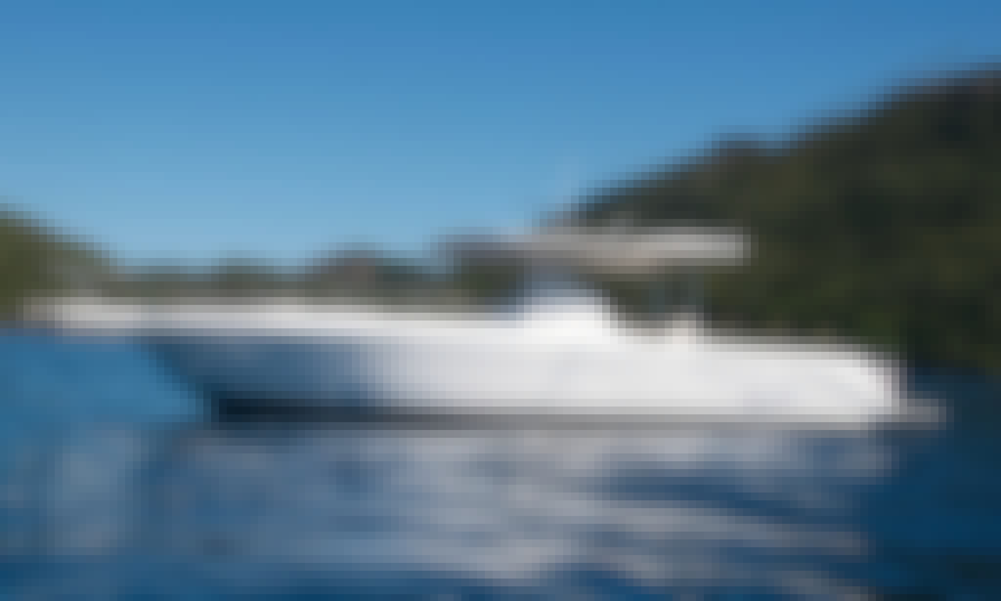 Enjoy Fishing in Victoria, Seychelles on a Center Console