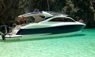 Day Cruise to Phi Phi Don, Phi Phi Ley, and Shark lagoon