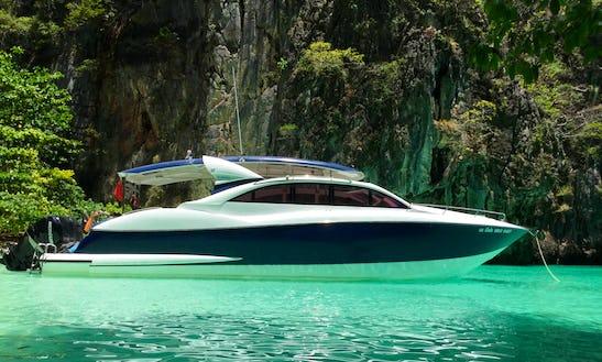 Motor Yacht For Rent In Столичный ампхе Пхукет