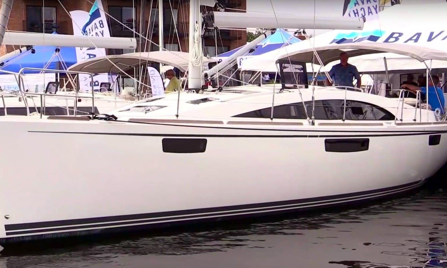 Bavaria Vision 40 Sailboat Rental in Taganrog