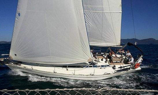 Veleiro Fast 395 Sailing Yacht In Angra Dos Reis/paraty Charter Dos Reis