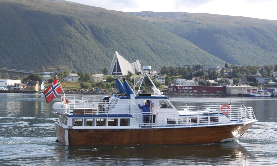 "Charter 53ft ""Fjord Queen"" Trawler In Tromsø, Norway"