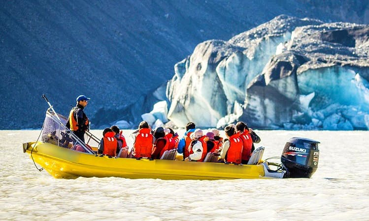 RIB Wildlife Tours in Mount Cook National Park, New Zealand