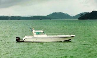 Sport Fisherman fishing charter in Andaman and Nicobar Islands