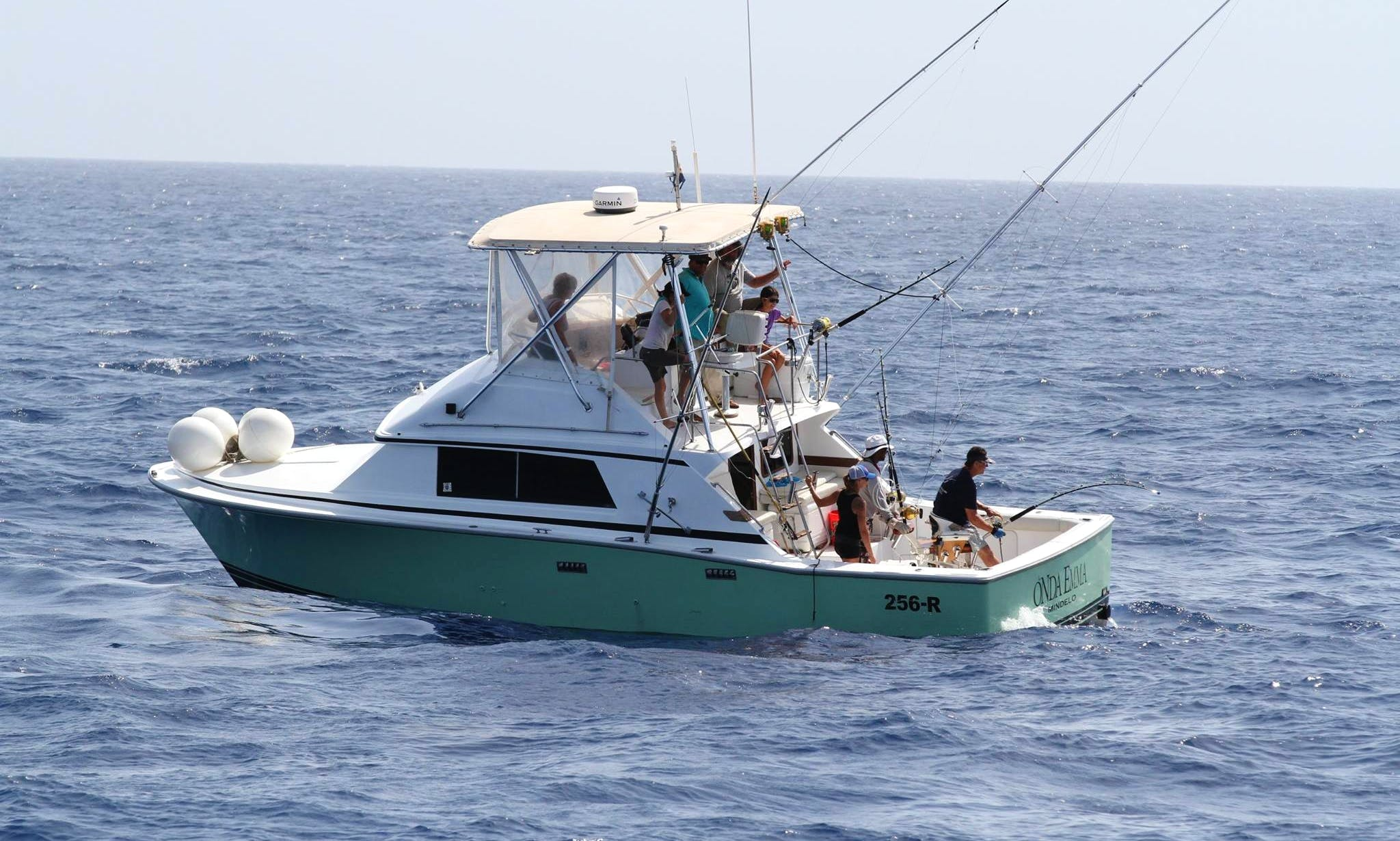 Enjoy Fishing in São Vicente, Cape Verde with Captain Martin