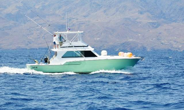 Enjoy Fishing in São Vicente, Cape Verde with Captain Olaf
