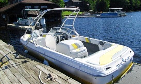 21' Ski - Wakeboard Boat In Eagle Bay