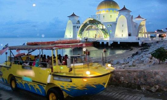 Duck Boat Trips In Melaka, Malaysia