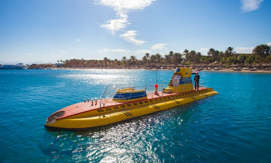 Enjoy Submarine Tours In Red Sea Governorate, Egypt