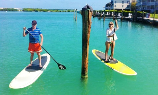 Stand Up Paddleboard Tour  Lessons In Marathon, Florida