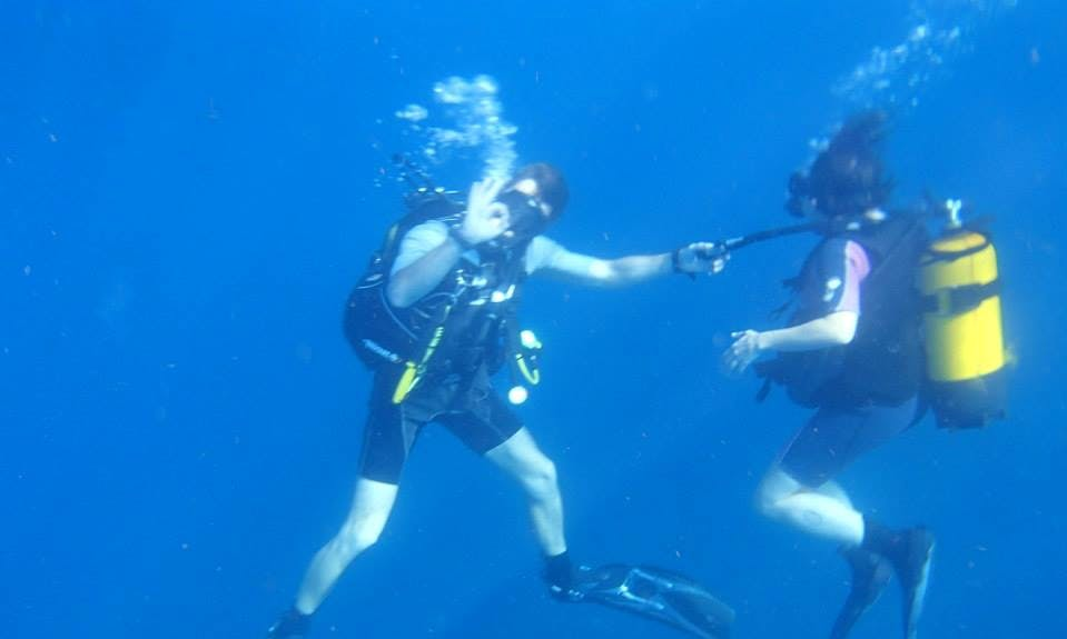 Enjoy Diving in Porto Novo, Cape Verde